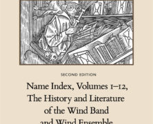 Name Index, Volumes 1-12
