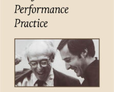 Essays on Performance Practice
