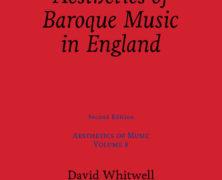 Aesthetics of Music, vol. 8