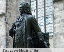 Music of the German Baroque