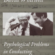 Psychological Problems in Conducting
